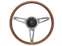 Amazon Com 1965 1966 Mustang Shelby Style Steering Wheel W Hub