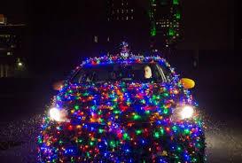 Christmas Tree Raleigh Christmas Cab Taxi Taxi Driver Lights Up Raleigh With Holiday Cheer