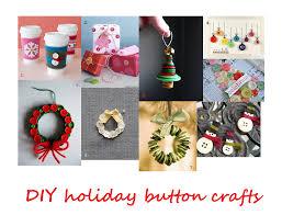 christmas decorations using buttons u2013 decoration image idea