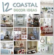 coastal themed decor coastal décor ideas just paint it