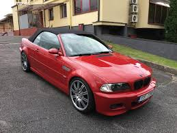 red bmw e46 bmw m3 bazar a prodej sauto cz
