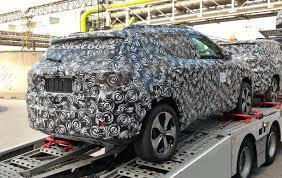 jeep compass 2017 exterior 2017 jeep compass u0026 patriot replacement u0027s interior exposed