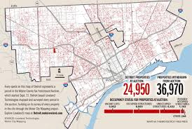 Detroit In World Map by Despite Foreclosure Auction How Can City Help Homeowners Stay