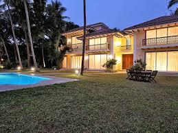 riviera 4 bed riverview private pool candolim villa india