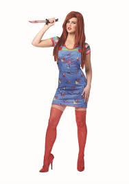 chucky costume chucky costume for women