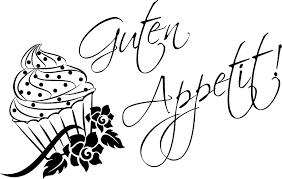 guten appetit sprüche wandtattoo küche cupcake muffin spruch guten appetit blumen
