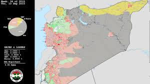 United States Civil War Map by New Syrian Civil War Map Sequence Youtube