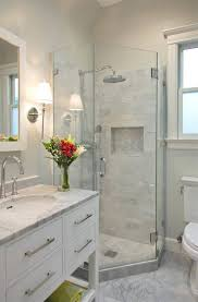 Creative Ideas For Small Bathrooms by Designing A Small Bathroom Boncville Com
