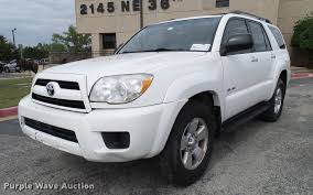 suv toyota 4runner 2006 toyota 4runner sr5 suv item da6909 sold november 7