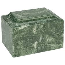 marble urns emerald cultured marble cremation urn for ashes