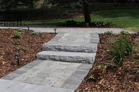 Pictures Of Stone Walkways by Patio Installation Woodbury Walkways Landscaping Contractor