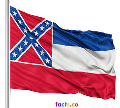 Bonnie Flag Mississippi Flag Colors Mississippi Flag Meaning