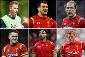 Six Selves - the six off colour established wales stars who must rediscover