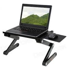 Portable Laptop Desk by New Flexible Laptop Stand With 2 Built In Cooling Fans U2013 Tagged