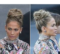 Hochsteckfrisurenen Jlo by 18 Iconic Ponytails Through The Years Ponytail