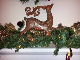 Rustic Reindeer Christmas Decorations by 81 Best I Love Reindeer Images On Pinterest Christmas Ideas