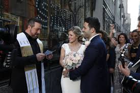 glenview couple ties the knot during u0027today u0027 show ceremony
