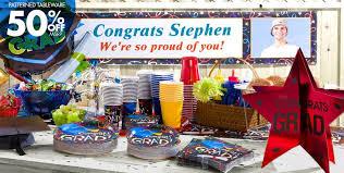 grad party supplies grad celebration graduation party supplies party city canada