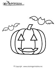 Halloween Colouring Printables Halloween Coloring Page A Free Holiday Coloring Printable