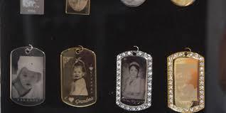 custom necklace pendant personalized photo engraved jewelry pendant dogtag neckalace