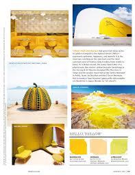 yellow paint color scheme 2017 interiors by color