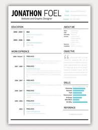 Unique Resume Examples by 84 Best Resume Templates Images On Pinterest Resume Ideas Cv