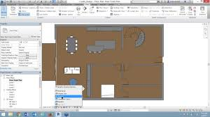 A Floor Plan by From Autocad To Revit Creating A Floor Finish Plan In Revit Youtube