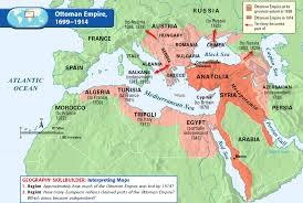 Ottoman Empire Collapse The Ottoman Empire Map History Facts Turkey Tour Guide