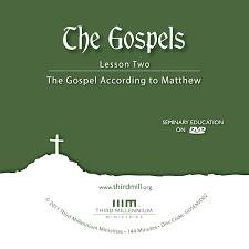 the gospels the gospel according to matthew high definition video
