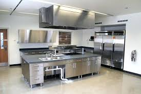 commercial kitchen cabinets stainless steel kitchen stainless steel cabinets lovely best stainless steel