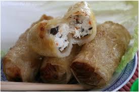 cuisine chinoise nems nems au poulet au chou chinois et aux poivrons en passant par