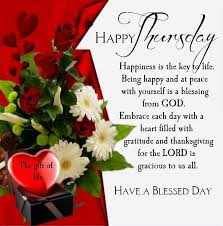 happy thursday a blessed day pictures photos and images for