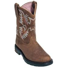 womens work boots ariat boots s 10008634 composite toe tracey pull on cowboy