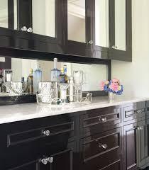 mirror backsplash in kitchen ideas mirror backsplash astounding mirrored in the kitchen