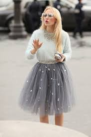 47 best ways to wear a tulle skirt images on pinterest tulle