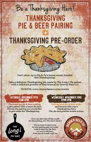 order thanksgiving thanksgiving pie and beer pairing denver beer co denver