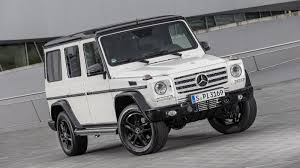 mercedes white 2015 mercedes benz g class edition 35 review top speed