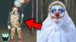 halloween clown background 13 scariest real killer clown stories youtube