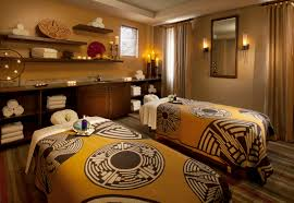 day spa massage therapy room couples massage room