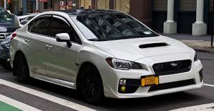 subaru sports car 2016 file subaru wrx sti iv u2013 frontansicht 3 oktober 2016 new york