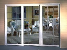 easy gliding patio doors window concepts of minnesota 3 lite patio doors with grids