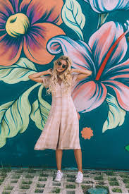 Surf Mural by Barefoot Blonde Amber Fillerup Style Pinterest Amber