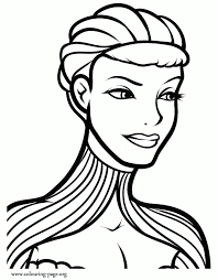 epic queen tara coloring