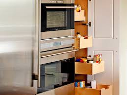 Kitchen Cabinets Spice Rack Pull Out Kitchen Entrancing Image Of Kitchen Decoration Using Mount