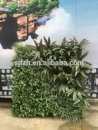sj best price artificial foliage artificial green wall