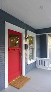 blue house white trim front door 35 different red front doors many designs pictures blue siding