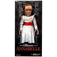 Conjuring Halloween Costumes Annabelle Conjuring Prop Replica Doll Brand Ebay