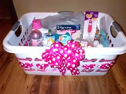 baby shower baskets baby shower baskets modest decoration baby shower basket ideas