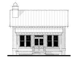 saluda river club cottage d house plan 15116d design from