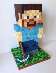 mindcraft cakes 25 inspirational minecraft cake ideas guide